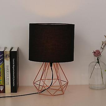 E27 Lamp Base Decorative Retro Shade Table Lights Bedside Home Lighting