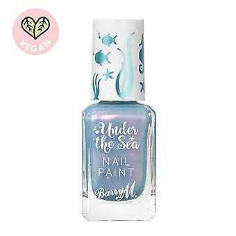 Barry M 3 X Barry M Under The Sea Nail Paint - ButterflyFish