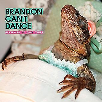 Brandon Cant Dance - Graveyard Of Good Times Pink  Vinyl