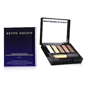Kevyn Aucoin Emphasize Eye Design Palette - # Focused 1pc