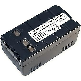 Battery for Leica GEB121 Duracell dr11 dna03 tps-400 tps-1100 tps-800 tps-700 dna10 Theodolite Disto