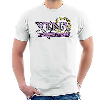 Xena Warrior Princess Logo Men's T-Shirt