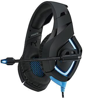 Stereo Gaming Kopfhörer - Headset mit Mikrofon - Adesso Xtream G1