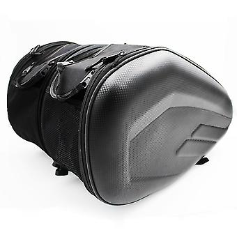 Saddlebags Luggage Suitcase Motorbike Rear Seat Bag Saddle Bag With Waterproof