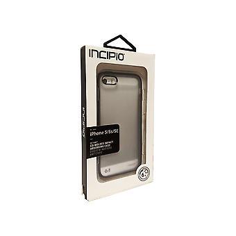 Incipio Octane Case for iPhone 5, iPhone 5S, iPhone SE - Frost / Black