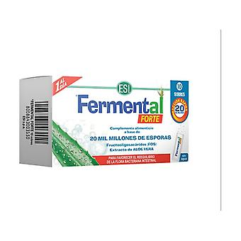 Fermental Forte 10 packets