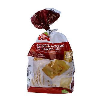 Spelled Mini Crackers 250 g