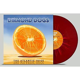 Diamond Dogs - Atlantic Juice (Marble/Splatter Vinyl) [Vinyl] USA import