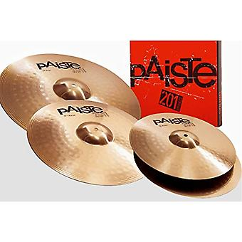 Paiste cymbal variety package (015uset)