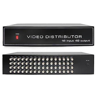 16 To 48ch Video Splitter/hd Distributor Bnc