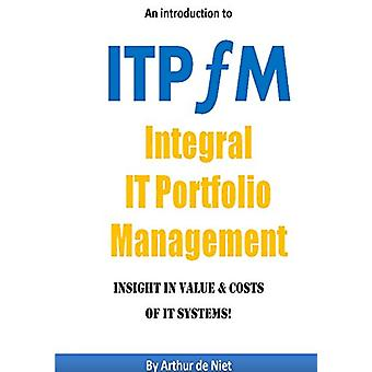 Itpfm - It Portfolio Management - Paperback by Arthur De Niet - 97890