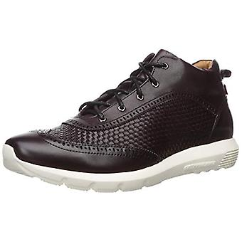 MARC JOSEPH NEW YORK Men's Leather Extra Lightweight Woven Ankle Boot Wingtip