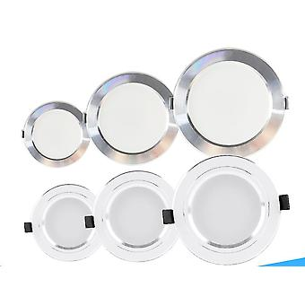 Round Recessed Led Downlight Led Spot Lighting 12w