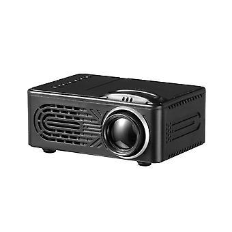1080p 4k 7000lm Led Mini Projektorin kotikäyttö