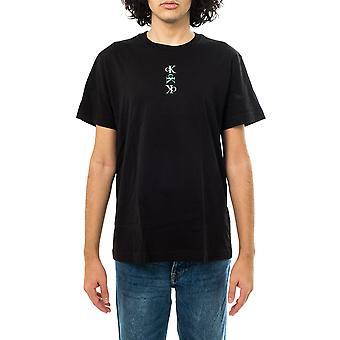 Calvin Klein homme T-shirt ck répéter texte graphique tee j30j318304.beh