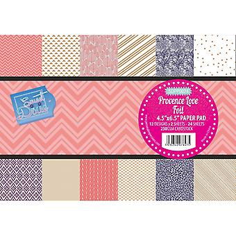 Sweet Dixie - Provence Love Paper Pad
