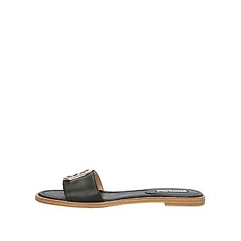Guess Women's Botali Real Leather Sandals