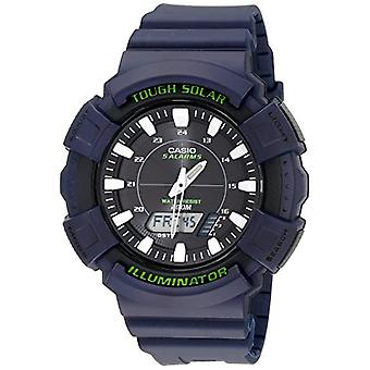 Casio Men&s AD-S800WH-2AVCF Solar Watch med Blue Resin Band