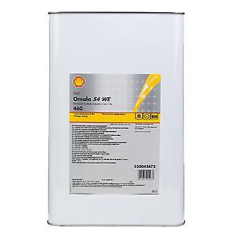Shell 550043672  Omala S4 We 460 20Ltr Advanced Industrial Synthetic Gear Oil