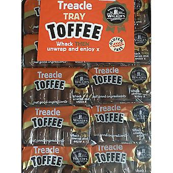 Walkers Nonsuch Treacle Toffees Tray 1kg