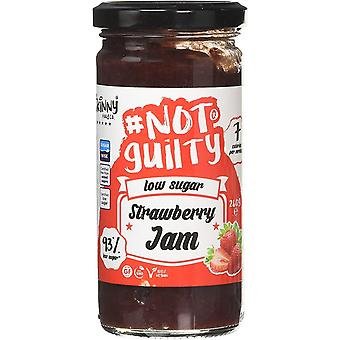 The Skinny Food Co. Strawberry Not Guilty Low Sugar Jam 260g