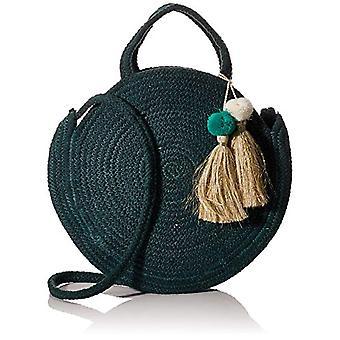 PIECESPCNILO JUTE BAG SWWDonnaSe shoulder bagSicomoro35(1)
