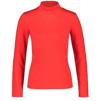 Gerry Weber 270245-35045 T-Shirt, Red (Rot 60659), 42 (Size Manufacturer: 36) Woman