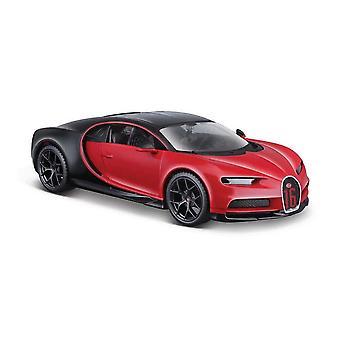 Bugatti Chiron Sport painevaletusta malli auto