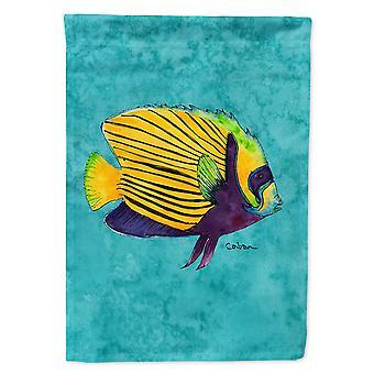 Caroline's Treasures 8674Chf Fish Tropical Flag Canvas, Grande, Multicolore