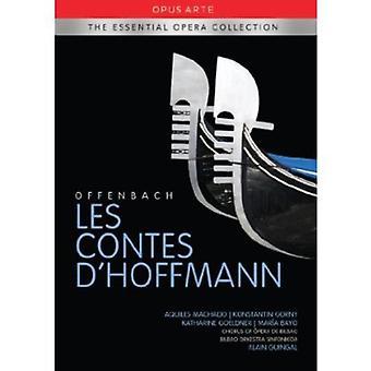 J. Offenbach - Les Contes D'Hoffmann [DVD] USA import