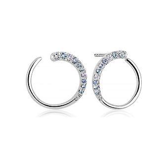 Sif Jacob's Earrings Women SJ-E12012-BLN-SS Portofino