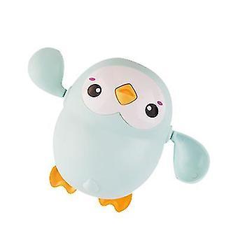 2Pcs penguin green cartoon bath animal penguin whale baby water toy,boys girls bathing toys az5904