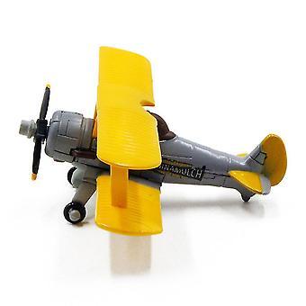 New Aircraft Cars Alloy Lidebautom Gliding Simulation No 8 Aircraft Model Children's Toys ES12859