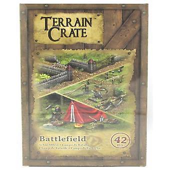 TerrainCrate: Battlefield