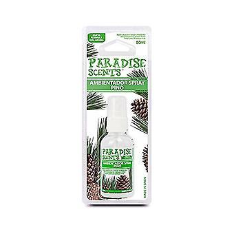 Car Air Freshener Paradise Scents Pinewood Spray (50 ml)
