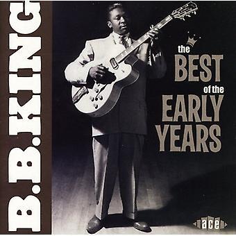 B.B. King - migliore dell'importazione USA primi anni [CD]