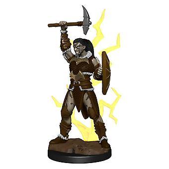 D&D Ikoner av sfärernas premiumfigurer (W4) Goliath Barbarian Female