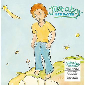 Leo Sayer - Bara en pojke gul vinyl