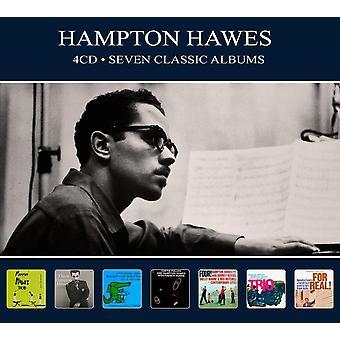 Hampton Hawes – Seven Classic Albums CD