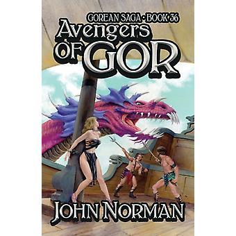 Avengers of Gor by John Norman