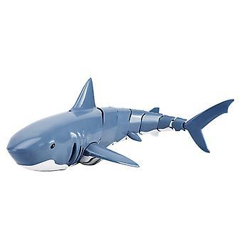 Vannleker RC Shark 2.4G 4 Kanal Fjernkontroll Leketøy For Barn Barn