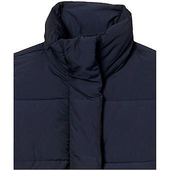 Ritual diario de las mujeres relajada-fit mock-neck short puffer jacket