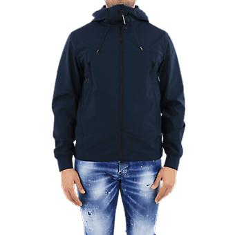 C.P.Company Outerwear - Short Jacket Blue 10CMOW013005968A888Outerwear