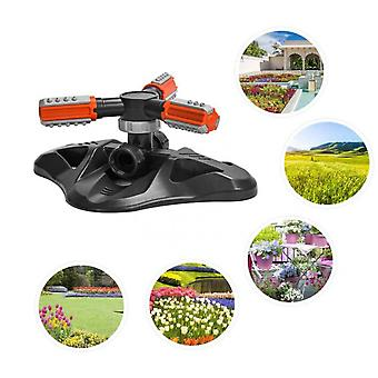 Automatic 360 Degree Rotating Lawn Garden Sprinklers For Irrigation System Planting Garden Playing