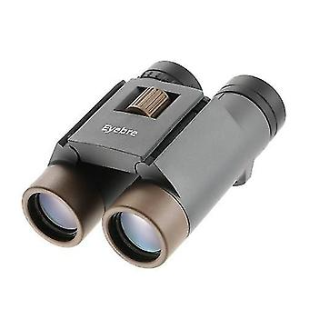 Бинокль 10x25 компактный складной бинокль путешествие поход птиц наблюдение взрослые дети бинокулярный телескоп
