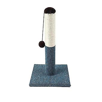 Pin sværd hamp reb papir rør kat klatring ramme kat sensationsprægede bord kat legetøj bold runde base kat kæledyr
