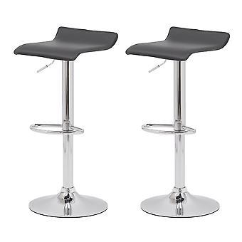 2 pcs Bar Chair Tall Stool Bar Chair for Kitchen  Iron Art High Chair Bar Stool Chair