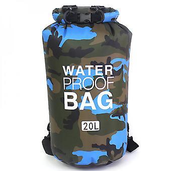 Lightweight 10l Sky Blue Dry Bag