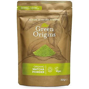 Organic Matcha Green Tea Powder - 30 grams