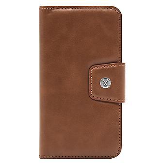 iPhone XR Marvêlle Magnetiskt Skal & Plånbok Ljusbrun